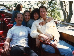 (from left to right) Michael, Melinda, Marsha, John